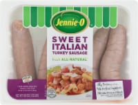 Jennie-O Sweet Italian Lean Turkey Sausage Links