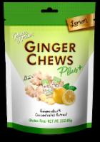 Prince of Peace Plus+ Lemon Ginger Chews - 3 oz