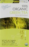 Prince Of Peace Organic Green Tea - 100 ct