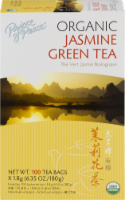 Prince of Peace Organic Jasmine Green Tea - 100 ct