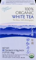 Prince of Peace Organic White Tea
