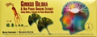 Prince of Peace Ginkgo Biloba & Red Panax Ginseng Extract