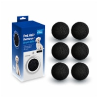 Grand Fusion Pet Hair Remover Dryer Balls 6 Pack - Each