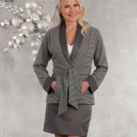 Simplicity US8795H5 Womens Petite Skirts & Jackets, Size H5 - 1