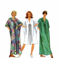 Simplicity US8876AA Womens Vintage Dress & Stole, Size AA - 1