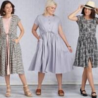 Simplicity US8879A Womens Dresses, Size A - 1