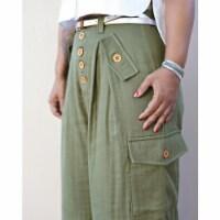 Simplicity US8889H5 Womens Shirt & Wide Leg Pants, Size H5 - 1
