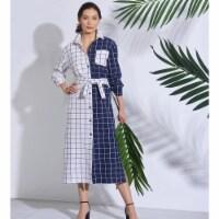 Simplicity US8908H5 Sewing Pattern Womens Shirt Dress, Size H5