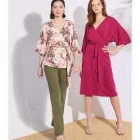 Simplicity US8925A Womens Knit Dress, Size A