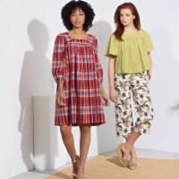 Simplicity US8926H5 Womens Dress, Tops & Pants, Size H5 - 1