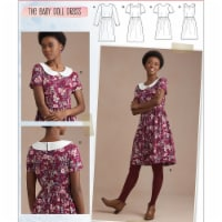 Simplicity US8946H5 Womens Sewing Pattern Dress, Size H5