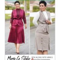 Simplicity US8959AA Womens Top-Skirt & Vest, Size AA - 1