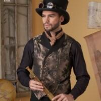 Simplicity Patterns US8408BB Mens Shirt & Vests Pattern, BB - 46-48-50-52 - 1