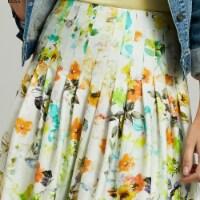 Simplicity Patterns US8555U5 Misses Pleated Skirts Pattern, U5 - 16-18-20-22-24 - 1