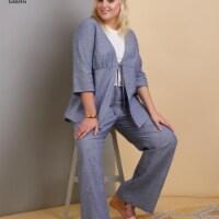 Simplicity Patterns US8846BB 20-24W Misses & Womens Dress Top - 1