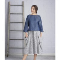 Simplicity US8886R5 Sewing Pattern Womens Skirts, Size R5