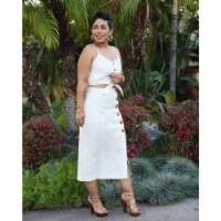 Simplicity US8927U5 Womens Tie Front Tops & Skirts, Size U5