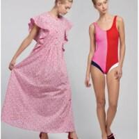 Simplicity US8928P5 Womens Swimsuit & Caftans, Size P5