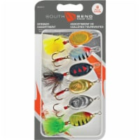 South Bend® Spinner Assortment - 6 pc
