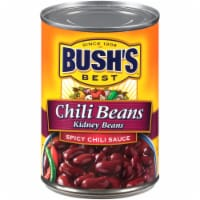Bush's Best Chili Kidney Beans in Spicy Chili Sauce