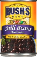 Bush's Best Mild Black Chili Beans
