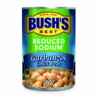 Bush's Best Reduced Sodium Garbanzo Beans