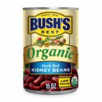 Bush's Best Organic Dark Red Kidney Beans