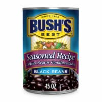 Bush's Best Seasoned Recipe Black Beans