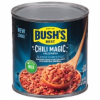Bush's Best Chili Magic Traditional Mild Chili Starter