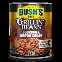 Bush's Best Bourbon and Brown Sugar Grillin' Beans - 22 oz