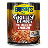Bush's Best Southern Pit Barbecue Grillin' Beans - 22 oz