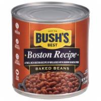 Bush's Best Boston Recipe Baked Beans - 16 oz