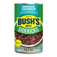 Bush's Best Sidekicks Simmerin' Caribbean Black Beans