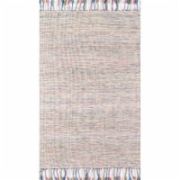 Madcap Cottage SOUK0SOU-1MTI2380 2 ft. 3 in. x 8 ft. Souk-1 Hand Woven Runner Rug - Multi Col - 1