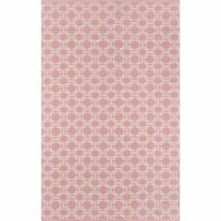 Madcap Cottage PAMBEPAM-2PNK2380 2 ft. 3 in. x 8 ft. Palm Beach-2 Hand Woven Runner Rug - Pin