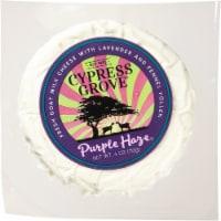 Cypress Grove Purple Haze Goat Cheese - 4 oz