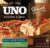 Uno Supreme Deep Dish Pizza