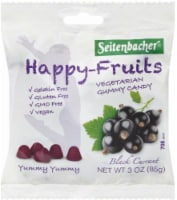 Seitenbacher Black Currant Happy-Fruits - 3 oz