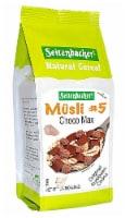Seitenbacher  All Natural Cereal Musli #5   Choco Max