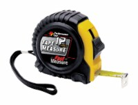 Performance Tool  12 ft. L x 5/8 in. W Tape Measure  1 pk - Case Of: 4; Each Pack Qty: 1; - Case of: 4