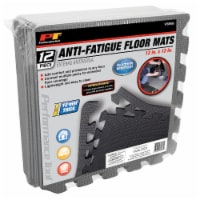 Performance Tool Anti-Fatigue Floor Mats - 12 Pack - 12 x 12 in
