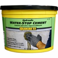 Quikrete 1126-11 Hydraulic Water-Stop Cement 10LB Pail - 10 pound each