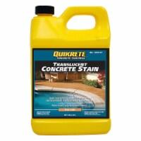Quikrete Translucent Concrete Stain Terra Cotta gal - 1 gallon each
