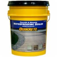 Quikrete Waterproofing Sealer 5 gal - 5 gallon each