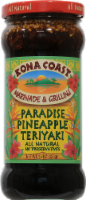 Kona Coast Paradise Pineapple Teriyaki Marinade