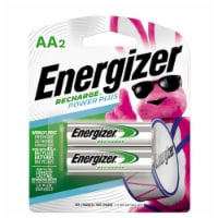 Energizer Rechargeable AA Batteries - 2 ct