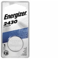 Energizer® 3-Volt 2430 Lithium Coin Battery