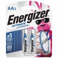 Energizer® E2® AA Lithium Batteries