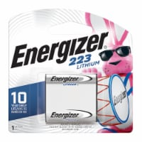 Energizer® Lithium 223 6V Camera Battery - 1 ct