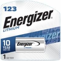 Energizer® 3-Volt Lithium 123 Photo Battery